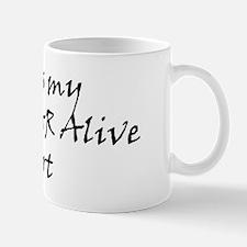 Moderate-Back Mug