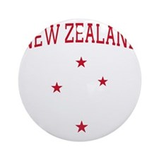 newzealand1 Round Ornament