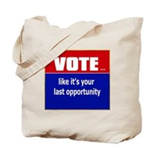 2010-election-vote-t-shirt Tote Bag