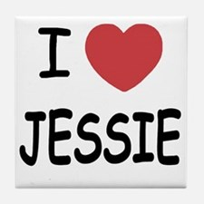 JESSIE Tile Coaster