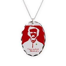 CharitableZombie_Poe TShirt Necklace