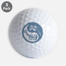 vioyin-yang-blu-T Golf Ball