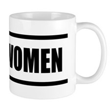 I HATE WOMEN BUMPER Mug