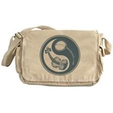 violyin-twangblu-T Messenger Bag