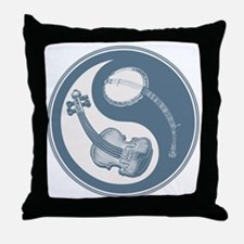 violyin-twangblu-T Throw Pillow