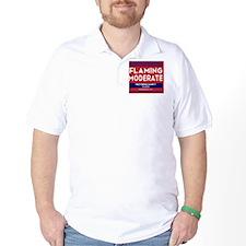 sanityflamingmoderate T-Shirt