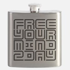 FREE YOUR MIND 2DAY Flask