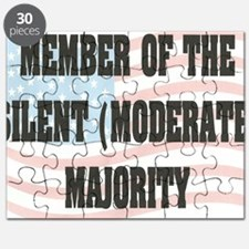 MODERATE MAJORITY Puzzle