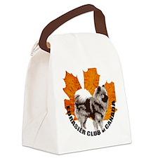 StoneCap Motif sq Canvas Lunch Bag