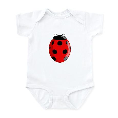 Ladybird Infant Bodysuit