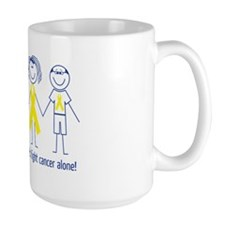 Friends Fighting Cancer Mug