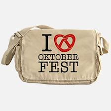 ILoveOktoberFest3 Messenger Bag
