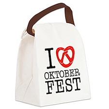 ILoveOktoberFest3 Canvas Lunch Bag