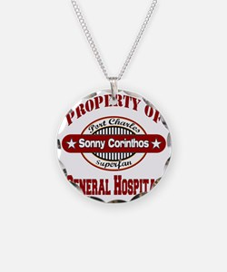 PROPERTY of GH Sonny Corinth Necklace