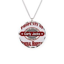 PROPERTY of GH Carly Jacks c Necklace