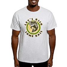 Largemouth bass jumping T-Shirt