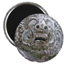Balinese Temple Guardian Magnet