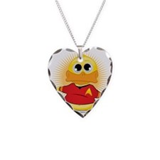 ST-Red-Shirt-Duck Necklace