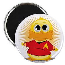 ST-Red-Shirt-Duck Magnet