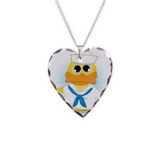 Sailor-Duck Necklace