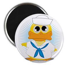 Sailor-Duck Magnet