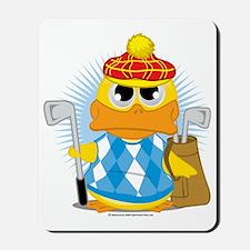 Golf-Duck Mousepad