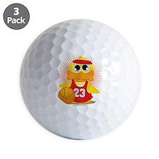 Basketball-Duck Golf Ball