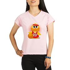 Basketball-Duck Performance Dry T-Shirt