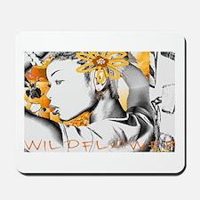 Wild Flower Mousepad