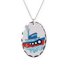 Tug Life Necklace