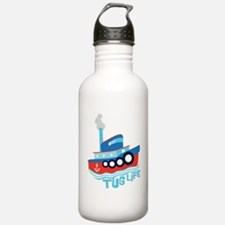 Tug Life Water Bottle