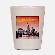 Frankfurt 02D Shot Glass