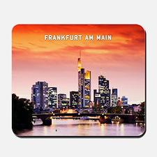 Frankfurt 02D Mousepad