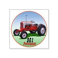 "961-C8trans Square Sticker 3"" x 3"""