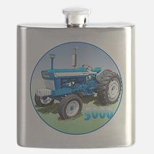 5000-C8trans Flask