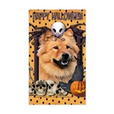 HalloweenNightmare_Chow_Chow_C Decal