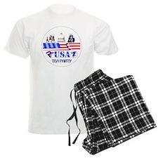 Tea Party Pajamas