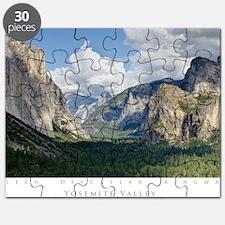 YosemiteValley14x10 Puzzle