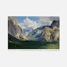 YosemiteValley14x10 Rectangle Magnet