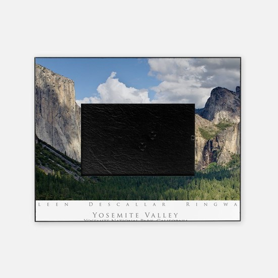 YosemiteValley14x10 Picture Frame