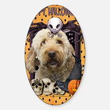 HalloweenNightmare_Goldendoodle Decal