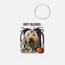 HalloweenNightmare_Goldend Keychains