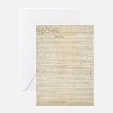 Constitution Greeting Card
