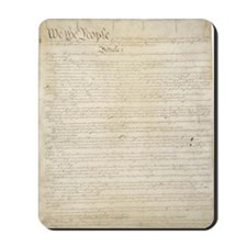 Constitution Mousepad