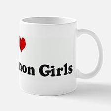 I Love Hot Mormon Girls Mug