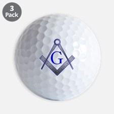 250 mm Grey-Blue-SC Golf Ball