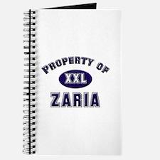 My heart belongs to zaria Journal