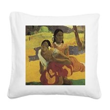 paulGaugin_MarryMe Square Canvas Pillow
