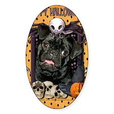 HalloweenNightmare_Pug_Ruffy Decal