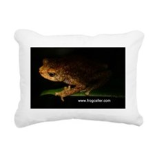 Guyana Oreophrynella_Fro Rectangular Canvas Pillow